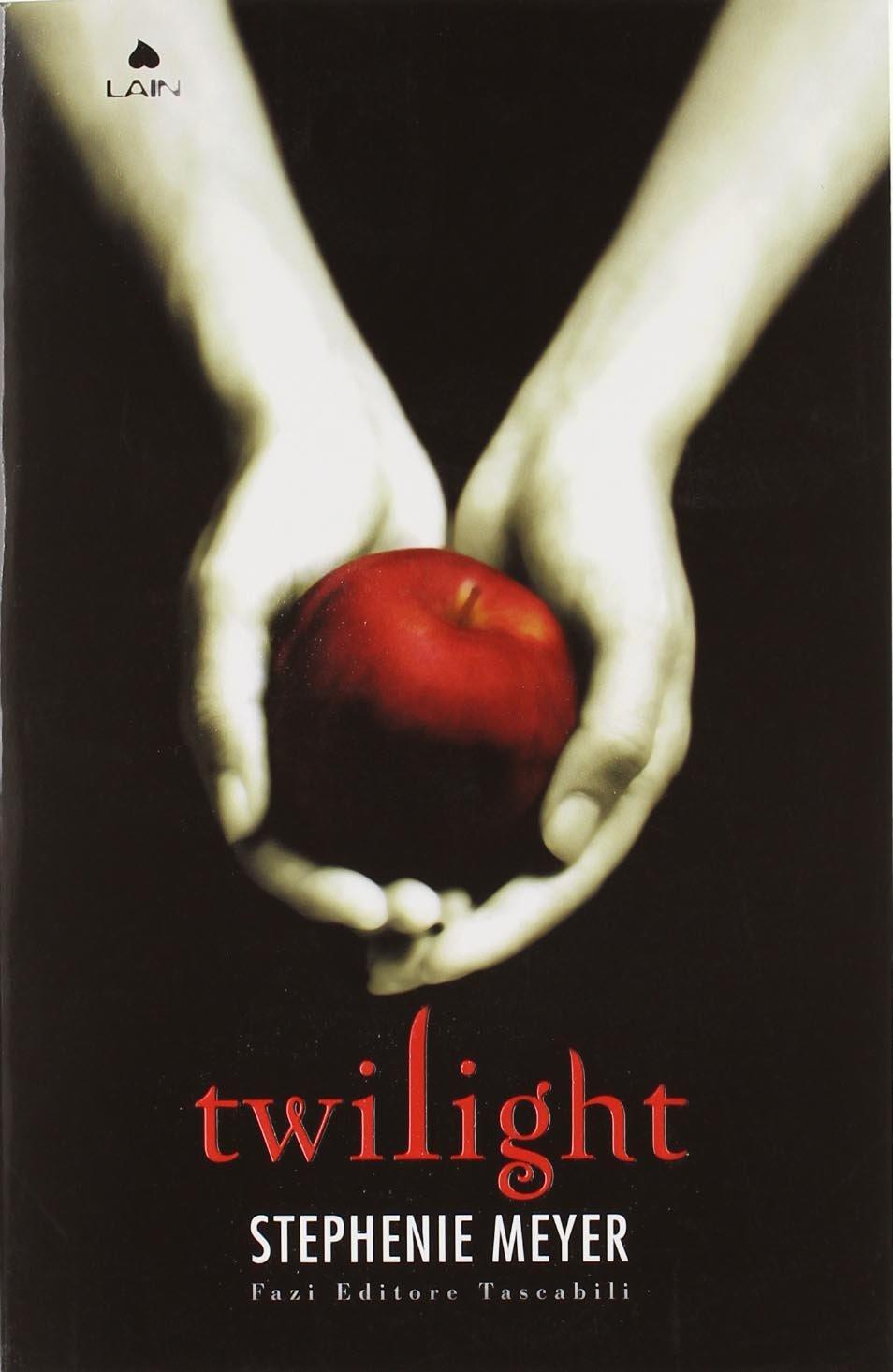 Risultati immagini per twilight libro