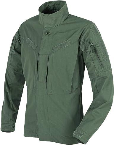 Helikon-Tex Hombre MBDU Camisa Verde Oliva NyCo: Amazon.es: Ropa y accesorios