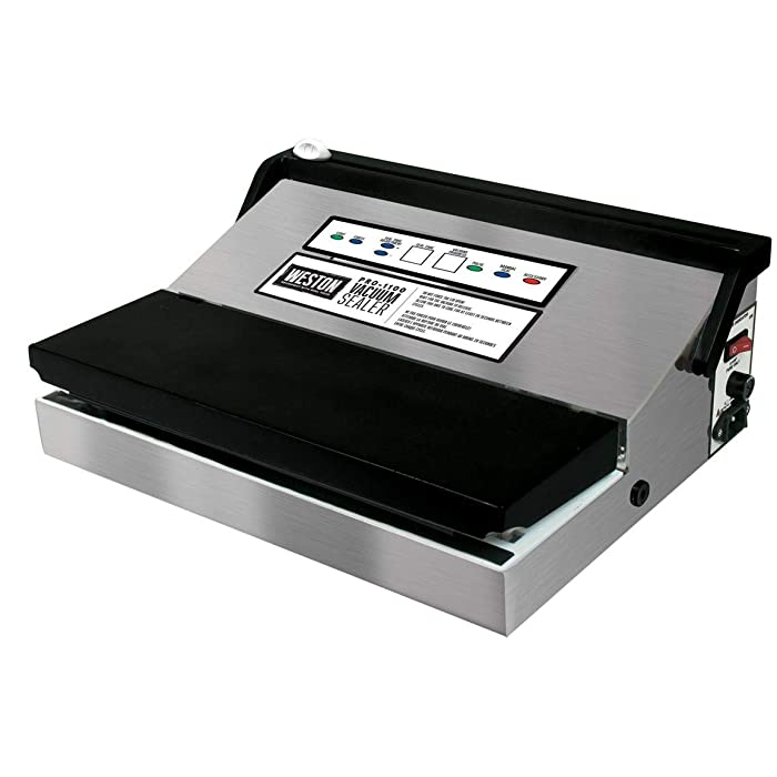 Weston 65-0601-W PRO-1100 Stainless Steel Vacuum Sealer