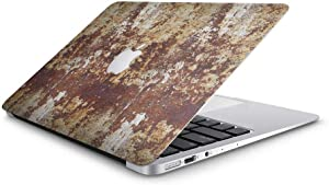 Rusted Metal MacBook Skin - Vinyl Skin for MacBook Pro 15 inch – Lightweight Anti-Scratch Cover Sticker for Apple Laptops - Easy Bubble Free Install Mac Wrap