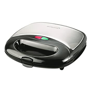 Brentwood TS-246 Non-stick Sandwich Maker And Panini Press