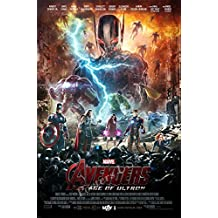 """Posters USA Marvel Avengers Age of Ultron Movie Poster GLOSSY FINISH - FIL247 (24"""" x 36"""" (61cm x 91.5cm))"""