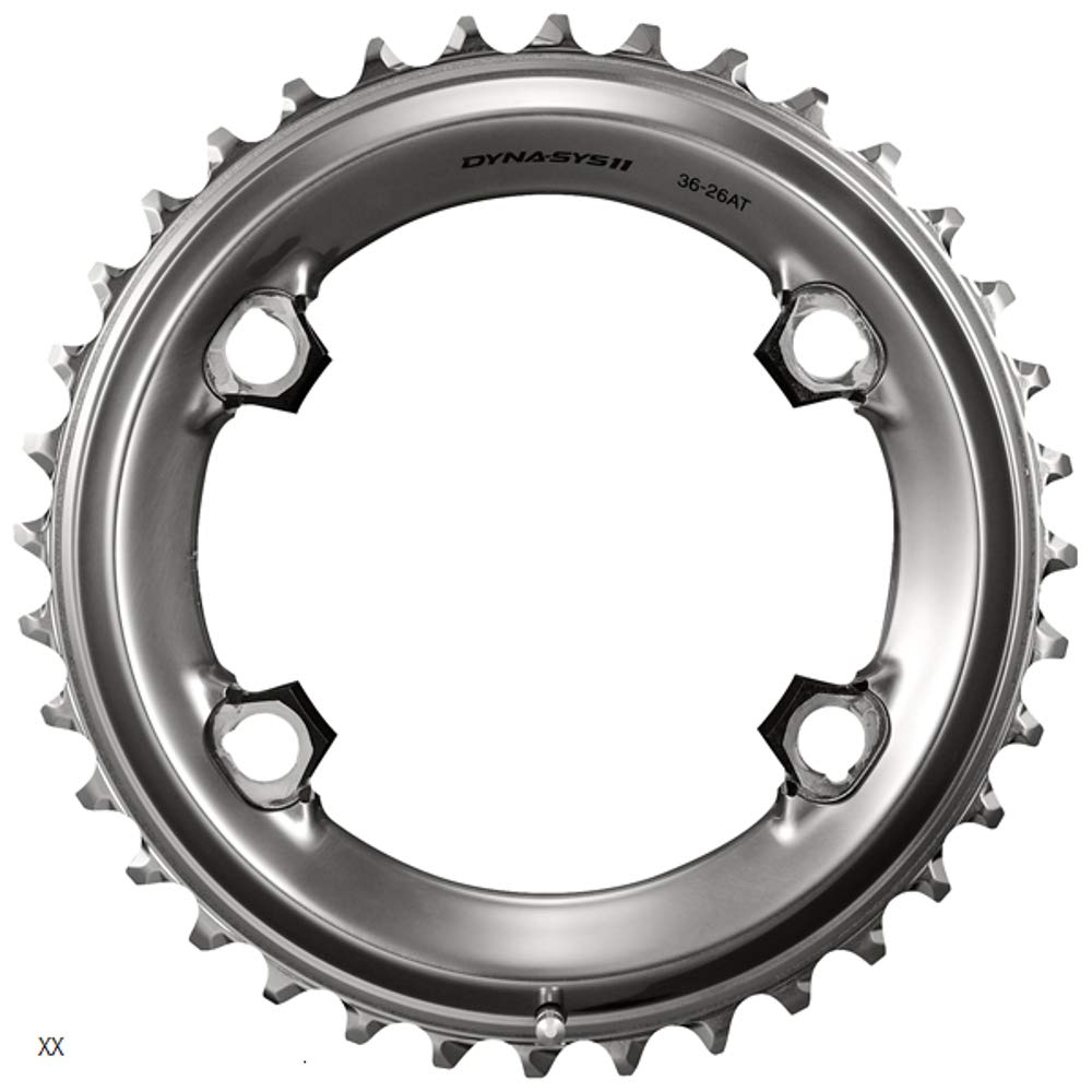 SHIMANO(シマノ) SM-CRM91 34T 対応クランク:FC-M9000-1/FC-M9020-1 XTR チェーンリング ISMCRM91A4