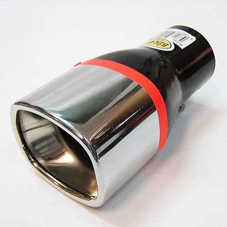 Autohobby 254 - Embellecedor de tubo de escape universal de ...