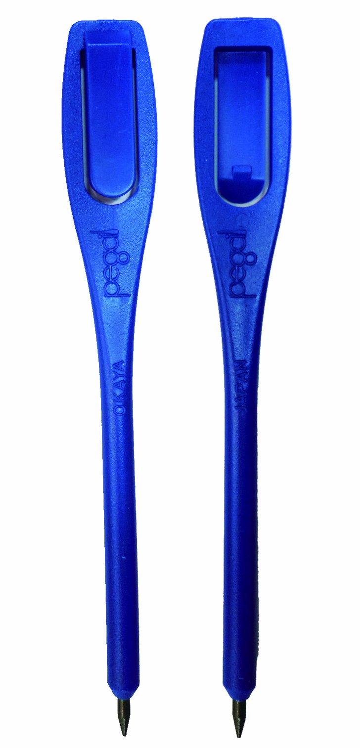 Lite Clip Pencil Pegcil 1000 (Blue) by Pegcil (Image #1)