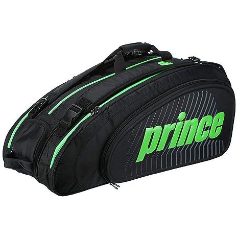 Prince Tour Slam - Bolsa para Raquetas (12 Unidades), Color Verde ...