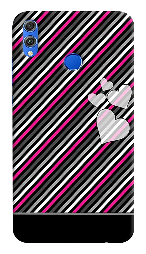 Coveric Designer Case for Huawei Honor 8X Back Cover: Amazon