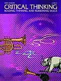 Critical Thinking: Student Edition Grade 5, Level E