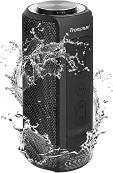 Tronsmart T6 Plus 40W Bluetooth Outdoor Speakers with Power Bank
