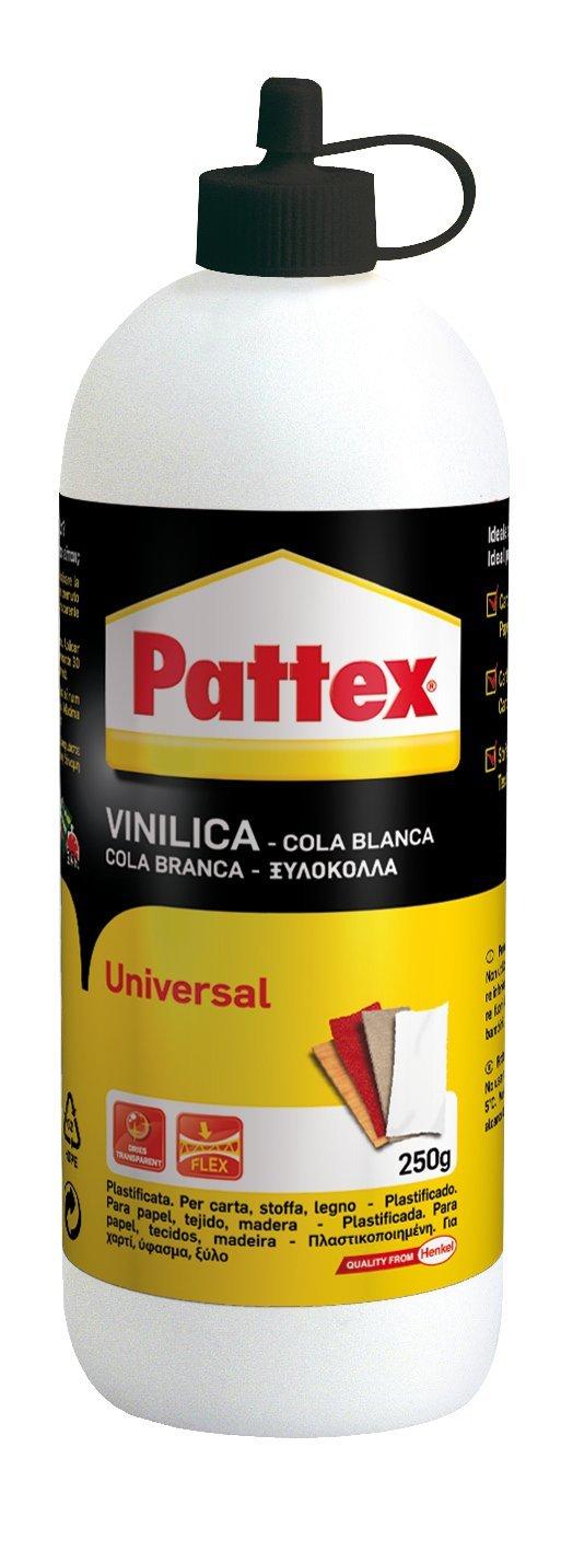 Pattex 1715112 Universal-Vinyl-Kleber, 250 g Henkel Klebstoffe Parent DE HI