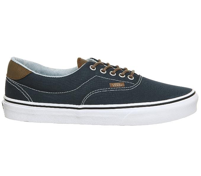 a63714cd0571 Vans Unisex Era 59 (C L) Dress Blues Acid Skate Shoe 8 Men US   9.5 ...