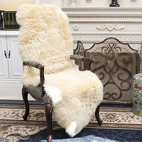 Deck chair seat cushion,Back cushion Rocking chair pad Non slip Back Chair pads and cushions-B 55x180cm(22x71inch) by YOLI (Image #1)