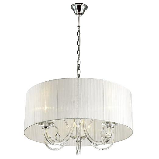 Clásica Lámpara de techo 3 x 40 W/E14 mulber ma05101 C de ...