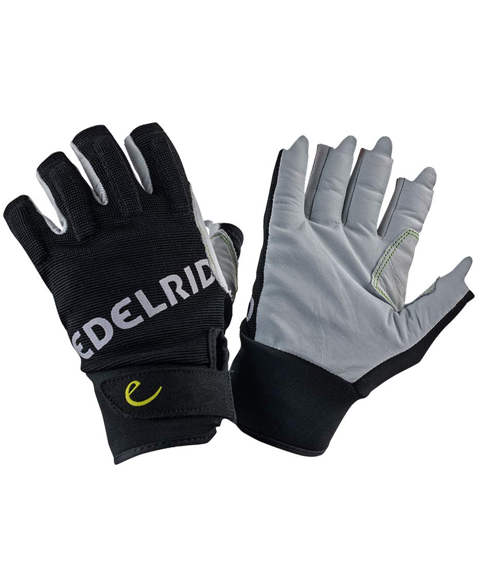 Guantes para hombre EDELRID Kletterhandschuhe Work Gloves Open