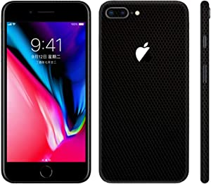 Bloom Skins for Apple iPhone 8 Plus/iPhone 8+ | Luxury Matrix Protective 3M Vinyl Skin Decal Wrap Film Premium Ultra Slim Cover Back Sticker with 3D Texture | Made in USA