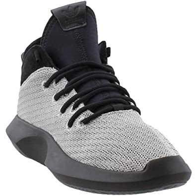 d70d7d3c25d1 adidas Men s Originals Crazy 1 ADV Primeknit Shoes (7-) Silver Black