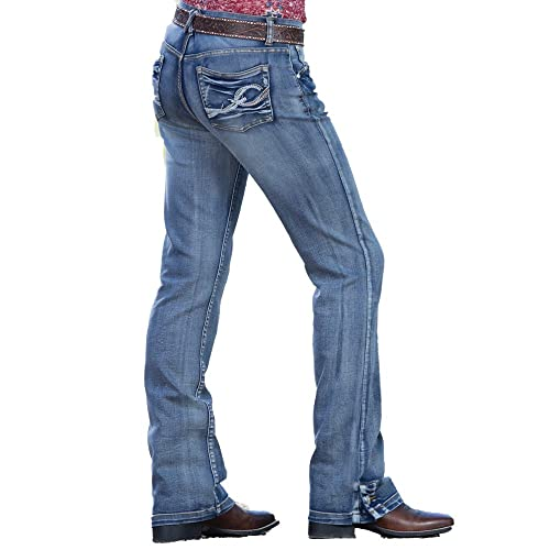 Rod's Exclusive Button Leg Jean