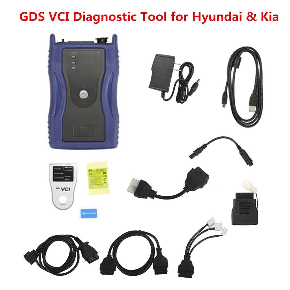 Kia Optima: Trouble Diagnostics When Using GDS