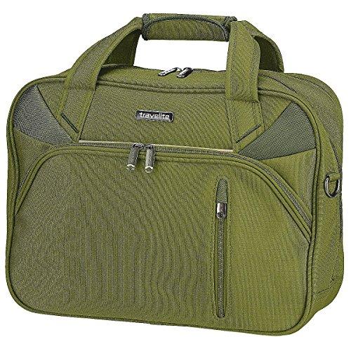 Travelite Koffer Moderna - Bordtasche, Aufsteckbar, 22 Liters, Grün