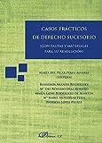 img - for Casos pr cticos de derecho sucesorio : con pautas y materiales para su resoluci n book / textbook / text book