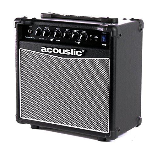 Acoustic Lead Guitar Series G10 10W 1x8 Guitar Combo Amp by Acoustic
