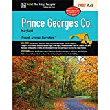 Prince George s County, Maryland Street Atlas