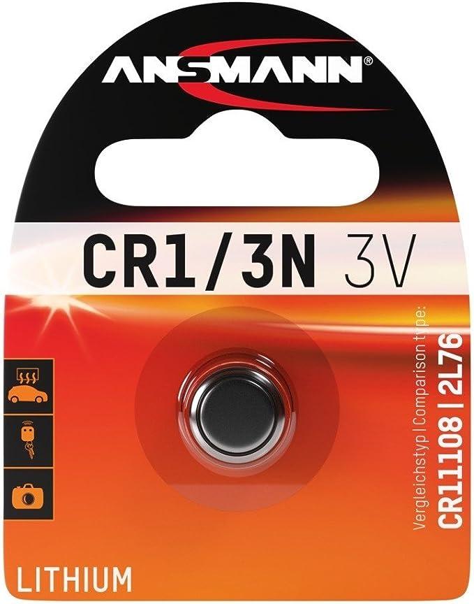 Ansmann Lithium Batterie Cr1 3n Cr11108 Elektronik