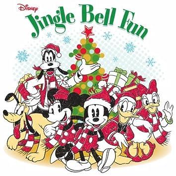 various artists disney jingle bell fun amazon com music
