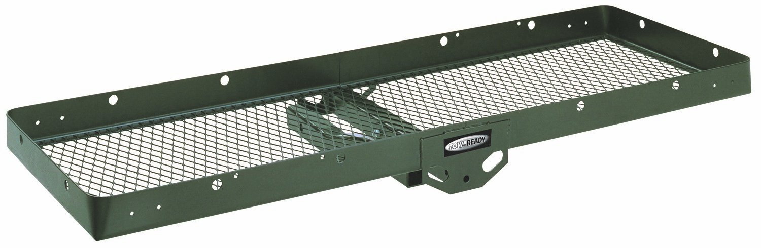 "Pro-Series 6500 Axis Hitch Mounted Cargo Carrier for 1-1/4"" Receivers by Pro Series"