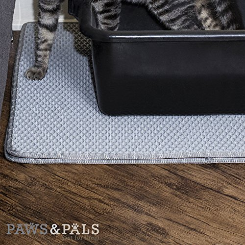 Paws Pals  X  Cat Litter Mat