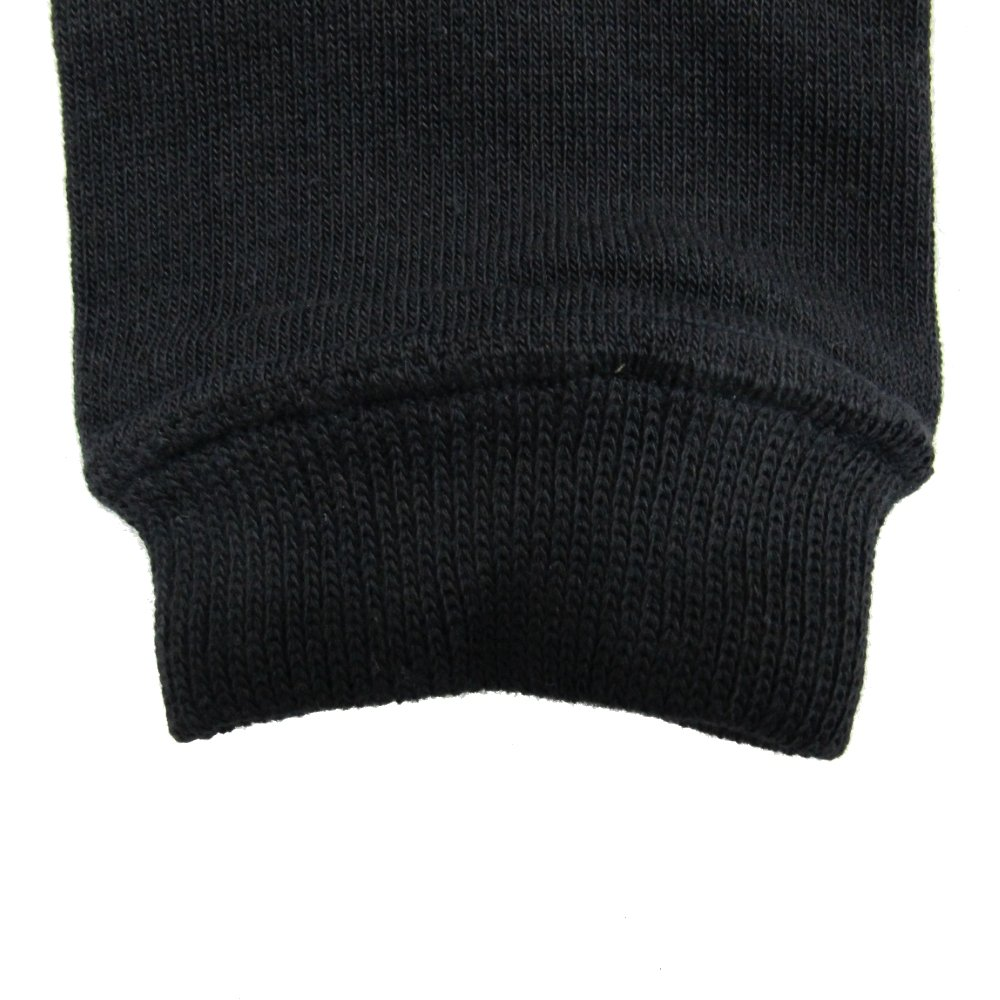 SunFree Far Infrared Long Thigh High Leg Warmer ( Black)