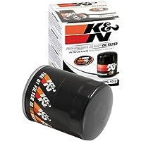 K&N Filtro de aceite premium: diseñado para proteger tu motor: compatible con modelos de vehículos seleccionados ACURA/HONDA/NISSAN/MITSUBISHI (ver descripción del producto para una lista completa de vehículos compatibles), PS-1010
