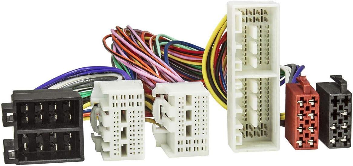 Tomzz Audio 7325 000 T Kabel Iso Passend Für Hyundai Elektronik