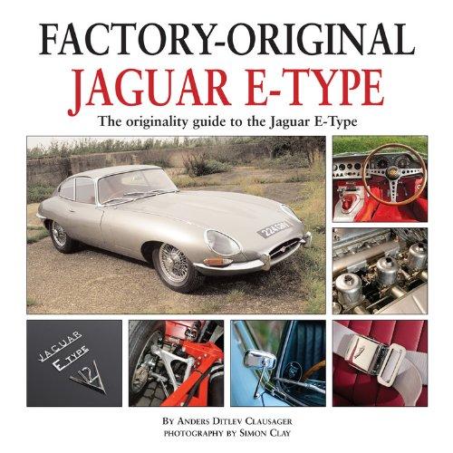 original jaguar e type - 1