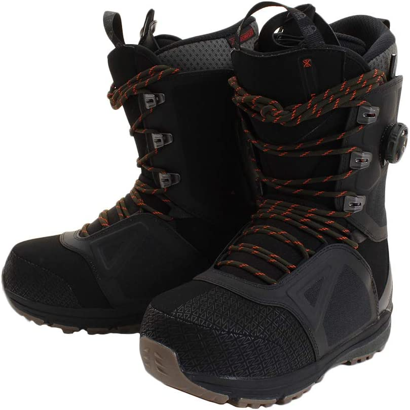 Salomon Boots Trek Slab Black 2020 30% at Ekosport