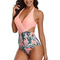 heekpek Sexy Mujer Top Bikini Push Up Trajes de Baño Bikini 1 Pieza Talle Alto 12 Pieza Tallas Grandes para Mujer Bikini…