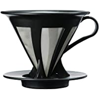 Hario Cafeor 02 Kendinden Filtreli Dripper