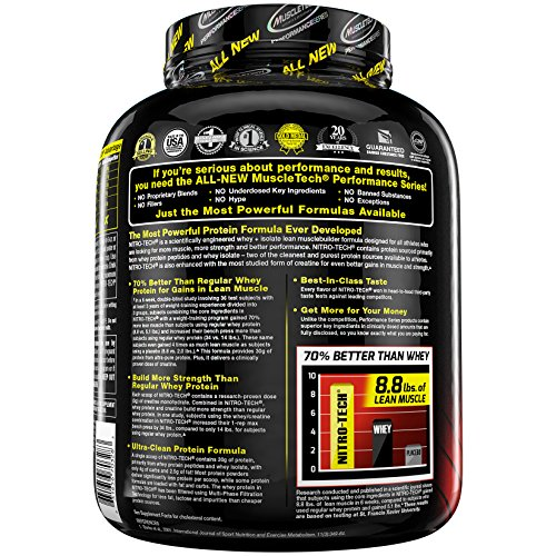 Buy muscletech protein powder BEST VALUE, Top Picks Updated + BONUS