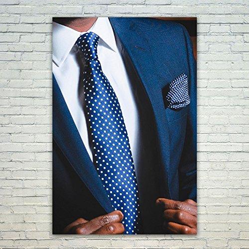 Westlake Art Tie Adult - 12x18 Poster Print Wall Art - Modern Picture Photography Home Decor Office Birthday Gift - Unframed 12x18 Inch (2D58-9FE5D)