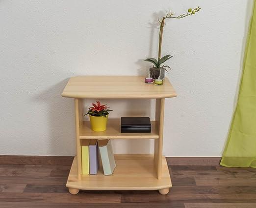 TV-muebles de madera maciza de pino Medidas 60 x 44 x 60 cm 003 ...