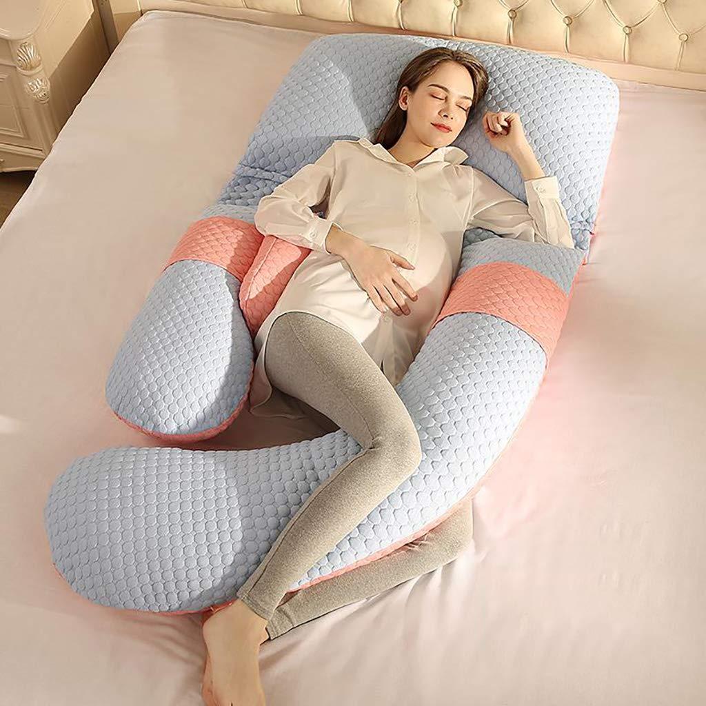 【特別セール品】 全身妊娠枕 A1 - U形 B07H24JSXG、妊婦用枕、クッション&枕、寝ている側、妊娠後期痛みを和らげる (色 - : A1) B07H24JSXG A1, カラツシ:140deae9 --- brp.inlineteambrugge.be