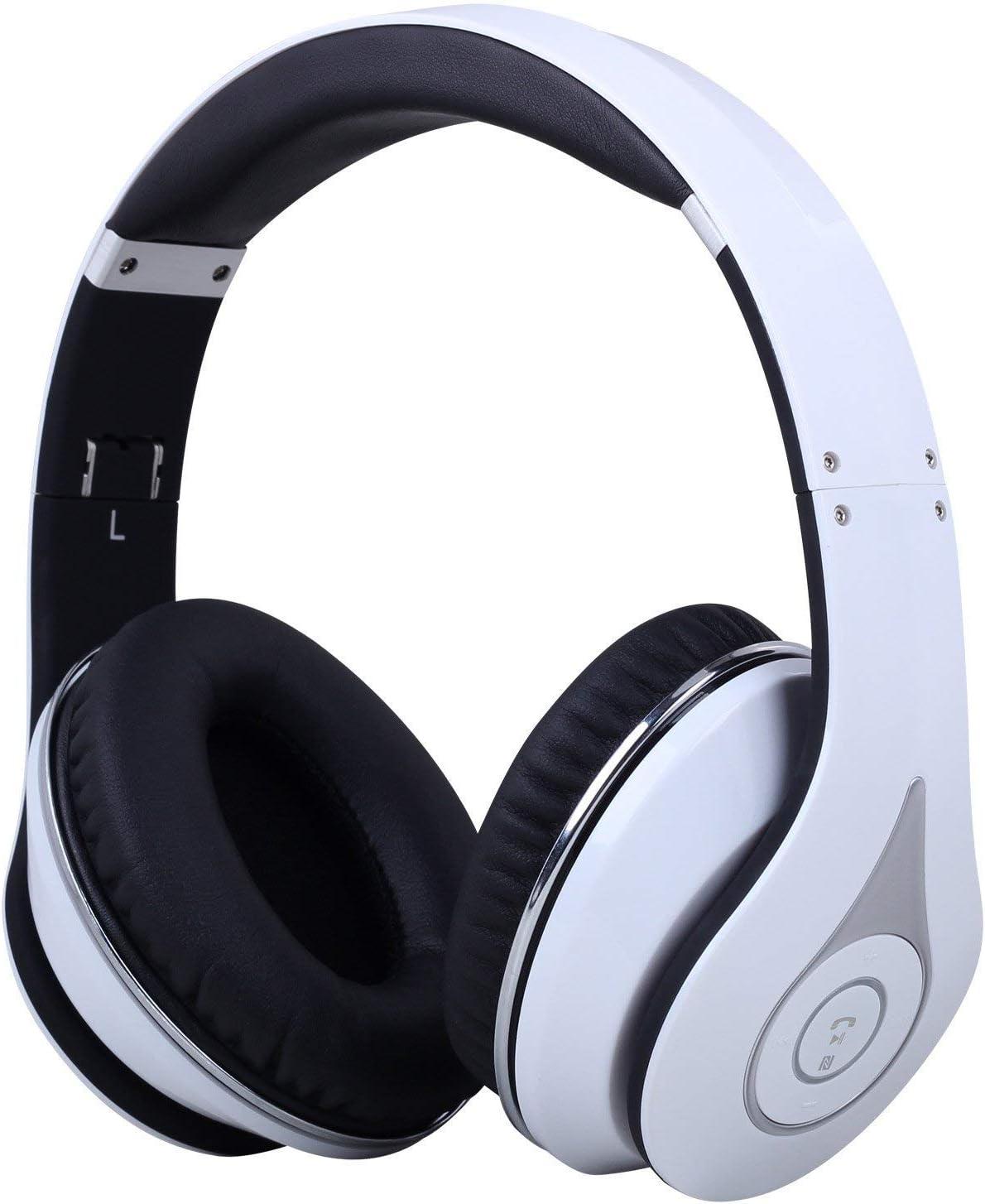 August EP640 - Auriculares Bluetooth V 4,1 aptX NFC con Micrófono Manos Libres