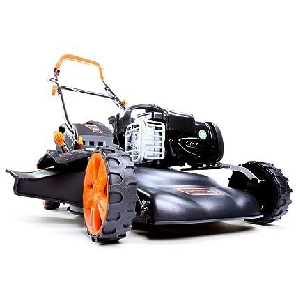 Fuxtec - Cortacésped de gasolina de FX-RM18BS con 46 cm, GT ...