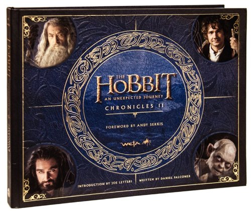 Hobbit: An Unexpected Journey Chronicles II: Creatures & Characters, The