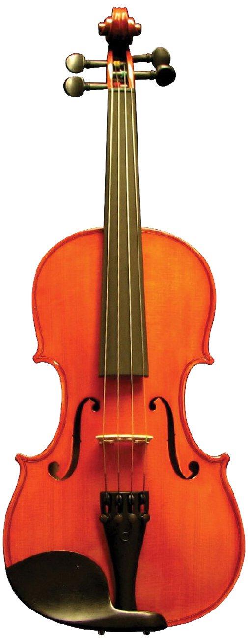 Corde di Salice CS115VN1/8 Beginner Violin Package - Primo, 1/8 by Corde di Salice