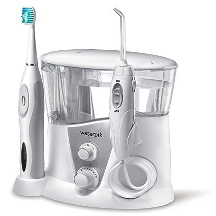 Waterpik Complete Care 7.0 Irrigador y cepillo de dientes electrico sonico 82e766ca3a8f