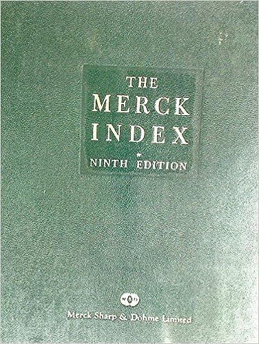 MERCK INDEX E-BOOKS FOR KINDLE EPUB DOWNLOAD