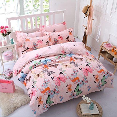 Lemontree Butterfly Bedding Set Duvet Cover Sets