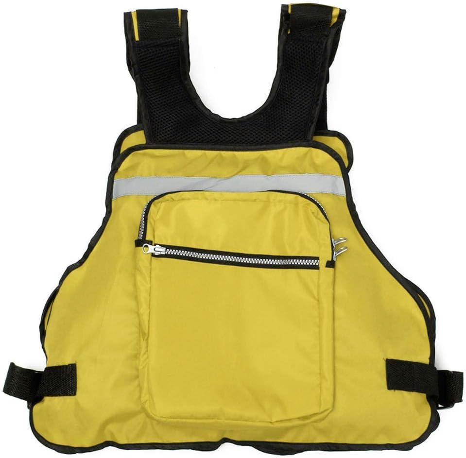 Adult Adjustable Buoyancy Sailing Kayak Canoeing Boat Buoyancy Aid Fly Fishing Life Jacket Vest