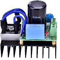 Tablero Rectificador 0-220V AC / 0-311V DC 10A